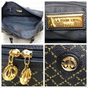 Rioni Bags - La Tour Eiffel 1887 weekender travel bag
